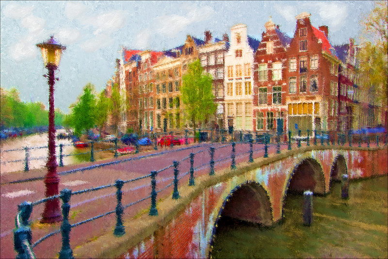 """Amsterdam""<br /> The Netherlands"