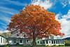 """Small Town, New England""<br /> Gorham, New Hamphire"
