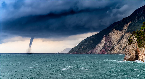Ligurian Water Spout