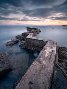 St Monans Sea Wall