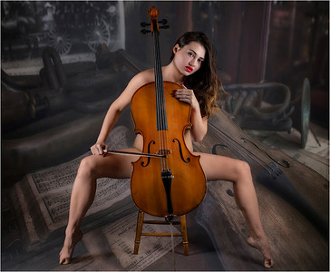 Gabriella's Cello