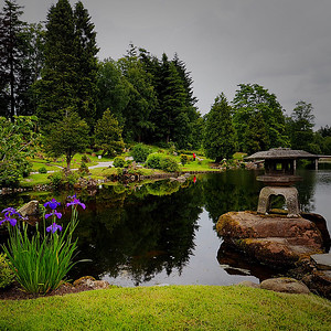 Japanese Gardens Near Dollar