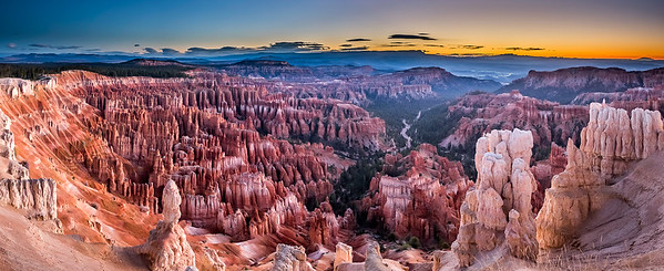 Bryce Canyon Dawn