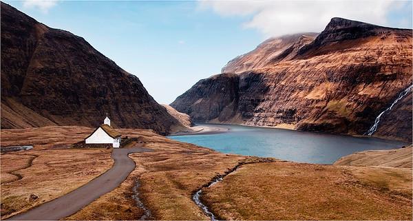Faroes Fjord