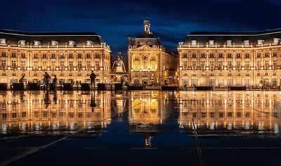 Reflecting Bordeaux