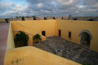 Fuerte de San Miguel (Campeche, Mexico)