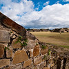 In its heyday Monte Alban was inhabiated by 30,000 Zapotecs.