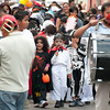 In Oaxaca the Day of the Dead is being infiltrated with Halloween.