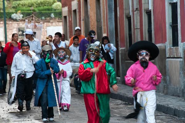 2012 Guanajuato Day of the Dead Trip