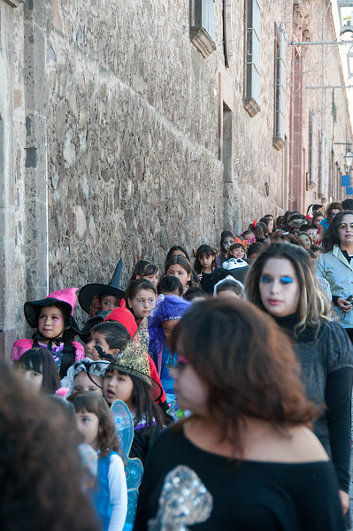 The Day of the Dead culture in Mexico is being invaded by Halloween.