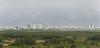 Cancún's Zona Hotelera, as seen from El Centro. (Cancún, Quintana Roo, MX - 01/14/16, 9:00:38 AM)