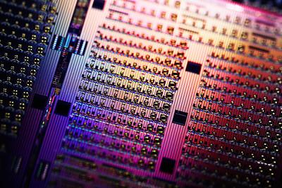 Intel APD Chip Close-Up