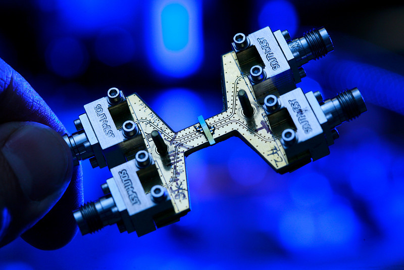 World's first 40G Silicon Laser Modulator, Intel Corp.