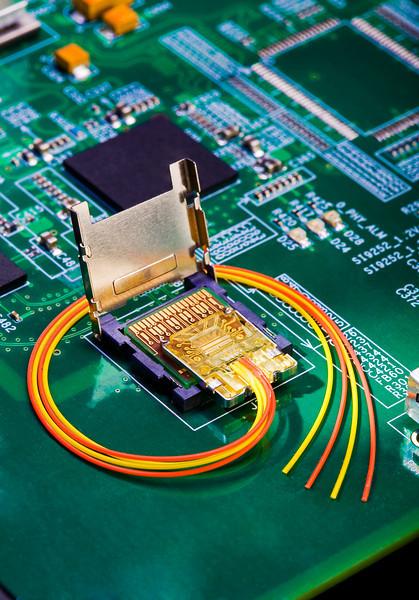 Intel Light Peak Optical USB