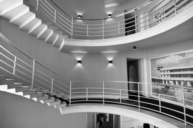 Staircase and Landings