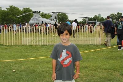 Eisenhower Park Marine Rememberance 052910