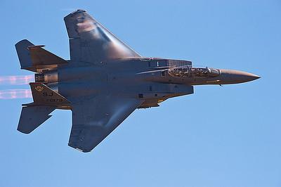 F-15E Strike Eagle  2010 Homestead Air Show