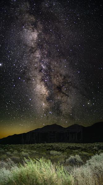 Milky Way at Coso