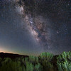 Milky Way from Lockwwod Valley
