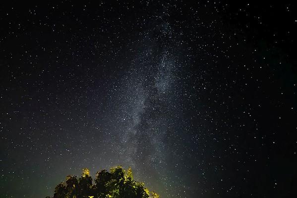 Soratte Milky Way | Italy