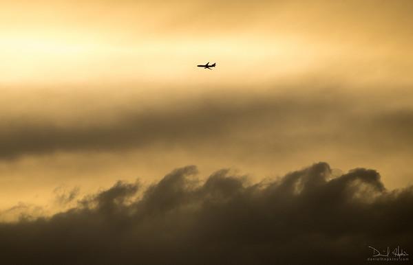 Sailing O'er the Sea of Clouds