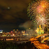 2018 Minneapolis Aquatennial Fireworks