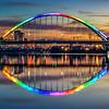 Rainbow Lowry Avenue Bridge