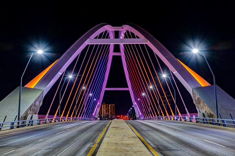 Symmetry-The Lowry Avenue Bridge deck