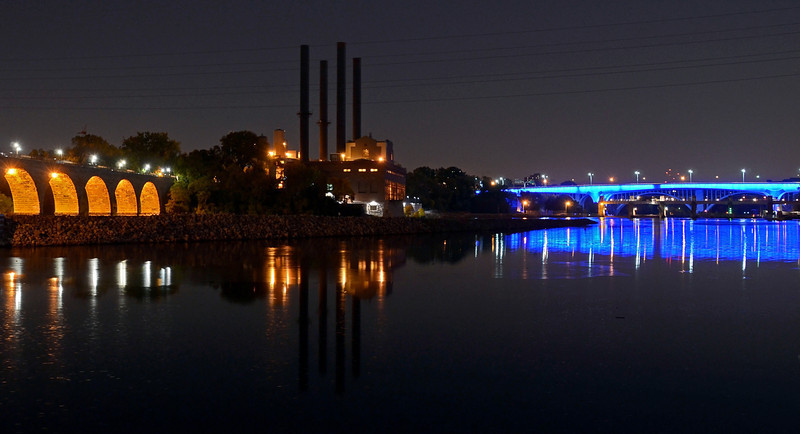 Minneapolis Riverfront