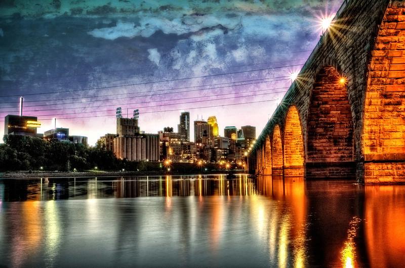 Minneapolis through a different eye