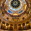 The Minnesota State Capitol Rotunda
