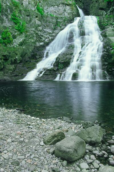 S.2441 - Caribou Falls, Caribou Falls State Wayside, Lake County, MN.