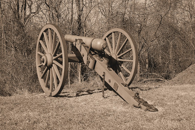 Canon From Harpers Ferry