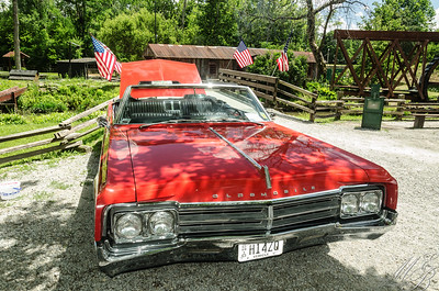 7th Annual Clifton Mill Car Show