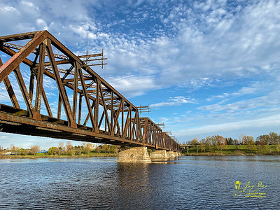 Prince of Wales Bridge, Ottawa, Ontario
