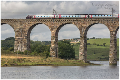 Royal Border Railway Viaduct, Berwick-on-Tweed 2