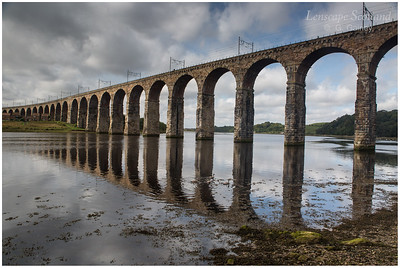 Royal Border Railway Viaduct, Berwick-on-Tweed 1