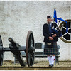 Piper at Blair Castle, Blair Atholl
