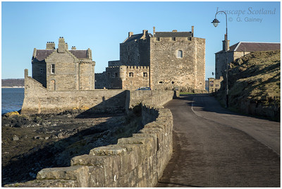 Blackness Castle, Bo'ness (2)
