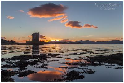 Castle Stalker, Loch Laich, Appin (1)