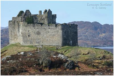 Castle Tioram, Loch Moidart (2)