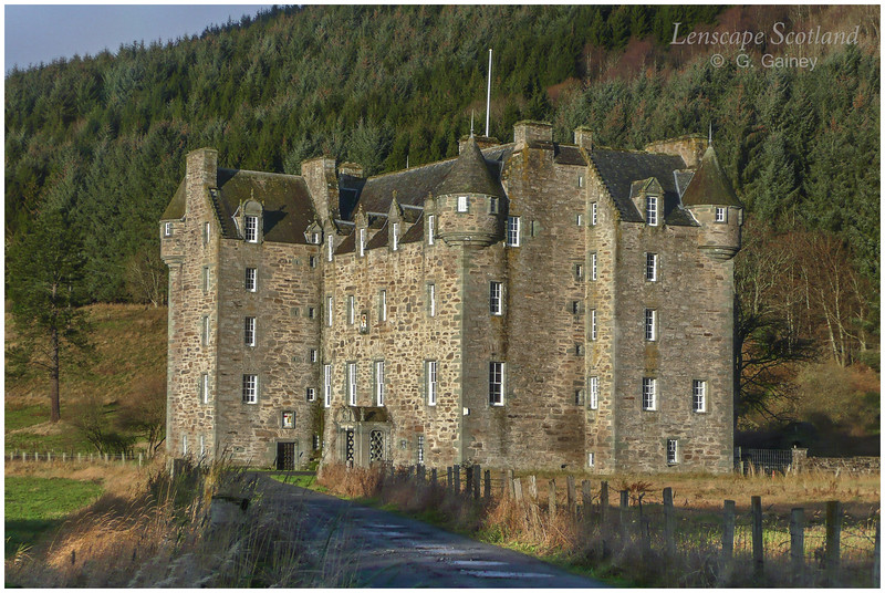 Castle Menzies, Aberfeldy