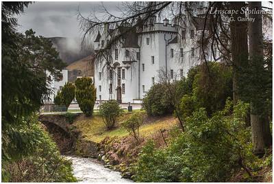 Blair Castle, Blair Atholl (4)