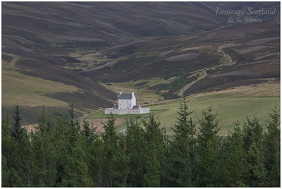 Corgarff Castle, Cock Bridge (1)