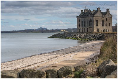 Barnbougle Castle, Dalmeny, near Edinburgh