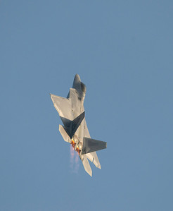 Air Force F-22 Raptor