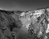 Lower Falls from Artist Point, Yellowstone National Park