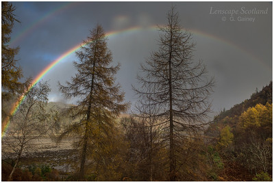 Rainbow, Loch Reraig