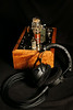 Bottlehead Crack Headphone Amplifier 1/ 10s, at f/11 || E.Comp:0 || 52mm || WB: FLASH 0. || ISO: 400 || Tone:  || Sharp:  || Camera: NIKON D700on: 2014:07:10 21:51:33