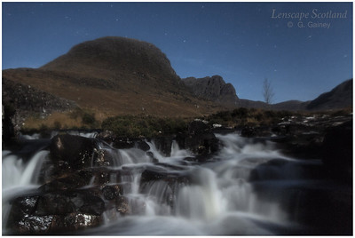 Russel Burn, Coire nan Arr, Applecross (1)